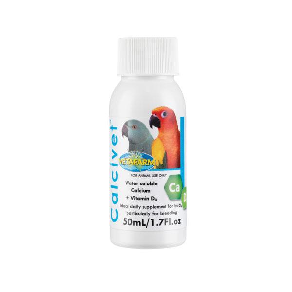 Calcivet Liquid Calcium Supplement 50ml