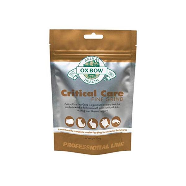 Critical Care for Herbivores Fine Grind 100g