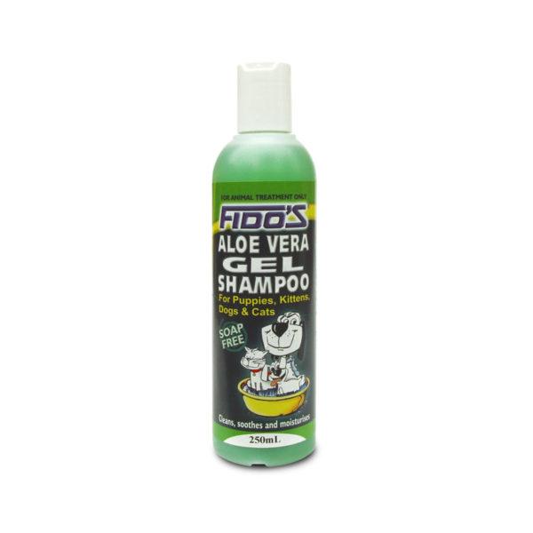 Fido's Aloe Vera Shampoo 250ml