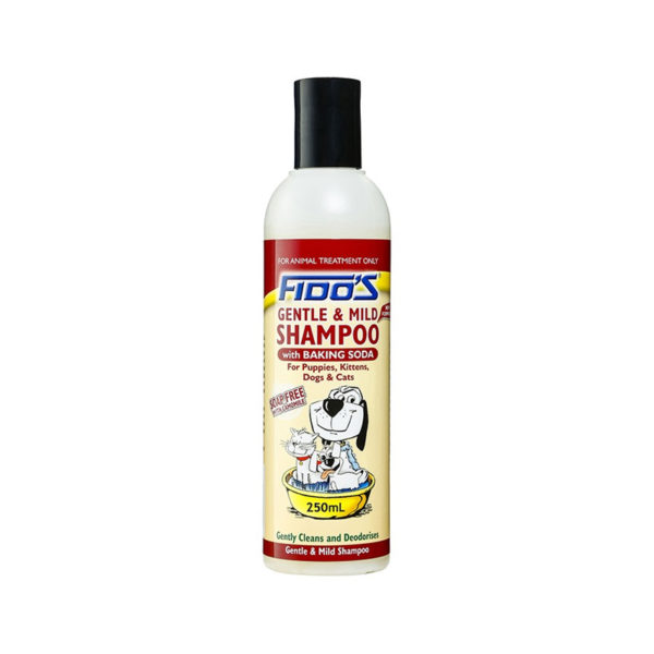 Fido's Gentle and Mild Shampoo with Baking Soda 250ml