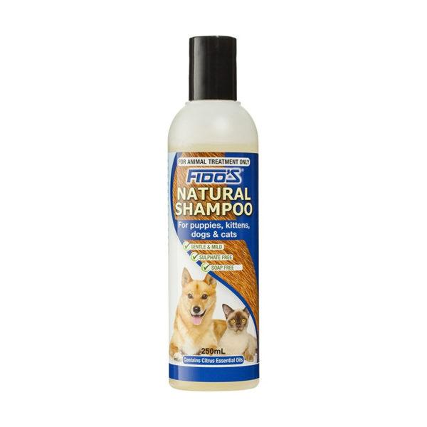 Fido's Natural Shampoo 250ml