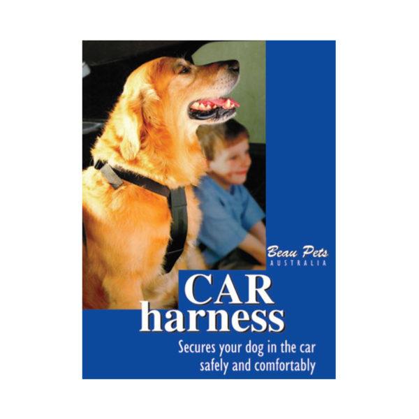 Beau Pets Dog Car Harness Large