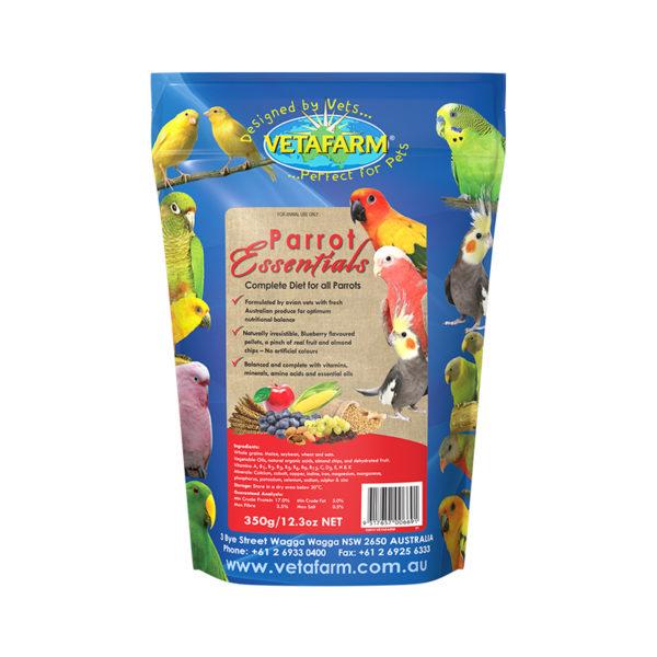 Vetafarm Parrot Essentials 350g
