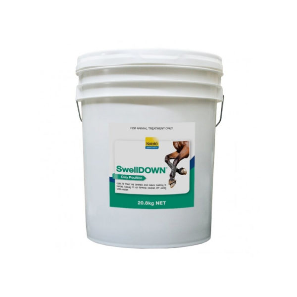 SwellDOWN Medicated Clay Poultice 20.8kg