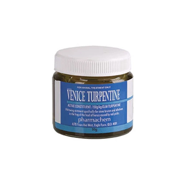 Venice Turpentine Drawing Ointment 50g